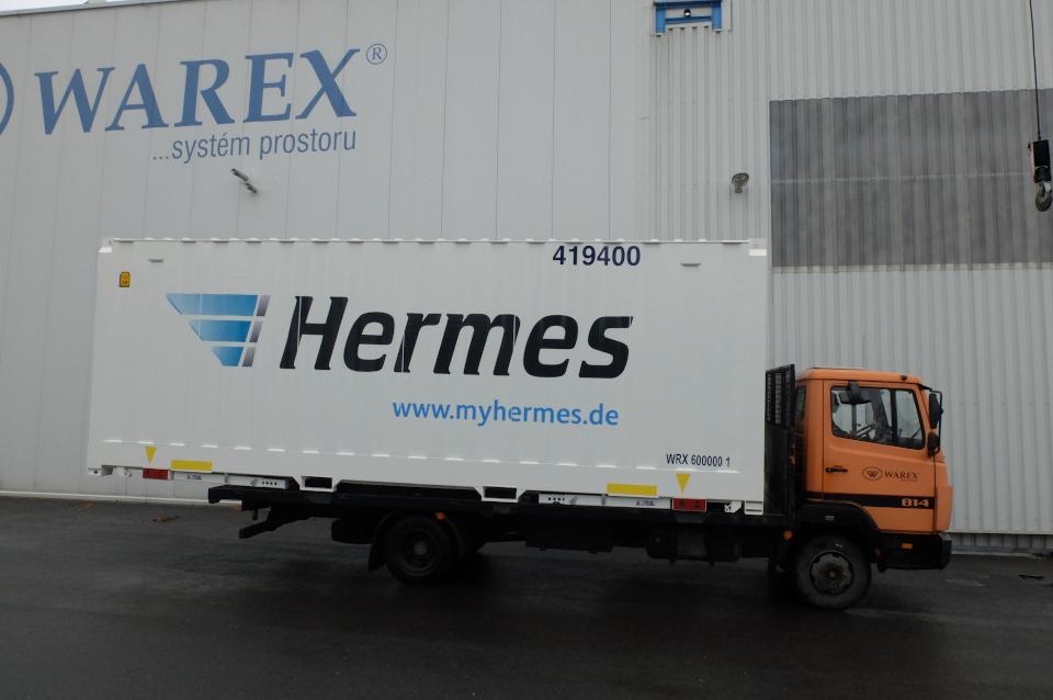 Warex - Výměnné nástavby