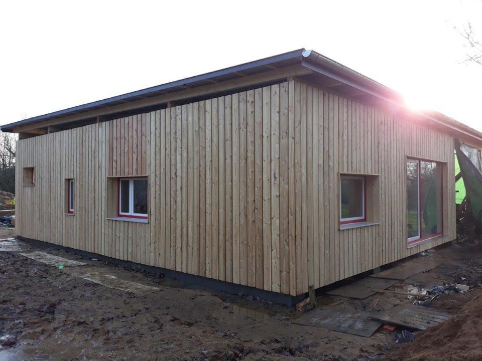 Warex - Modulové domy