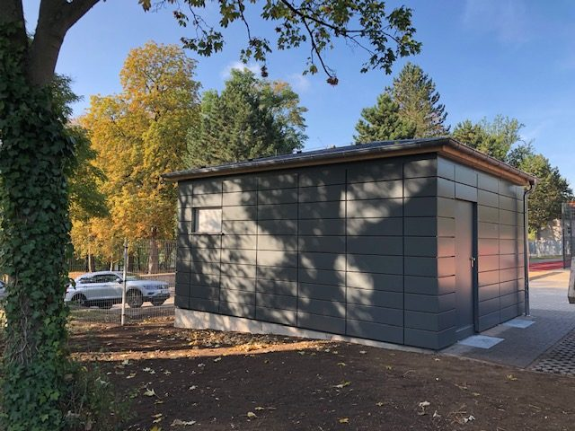 Warex - modulová stavba
