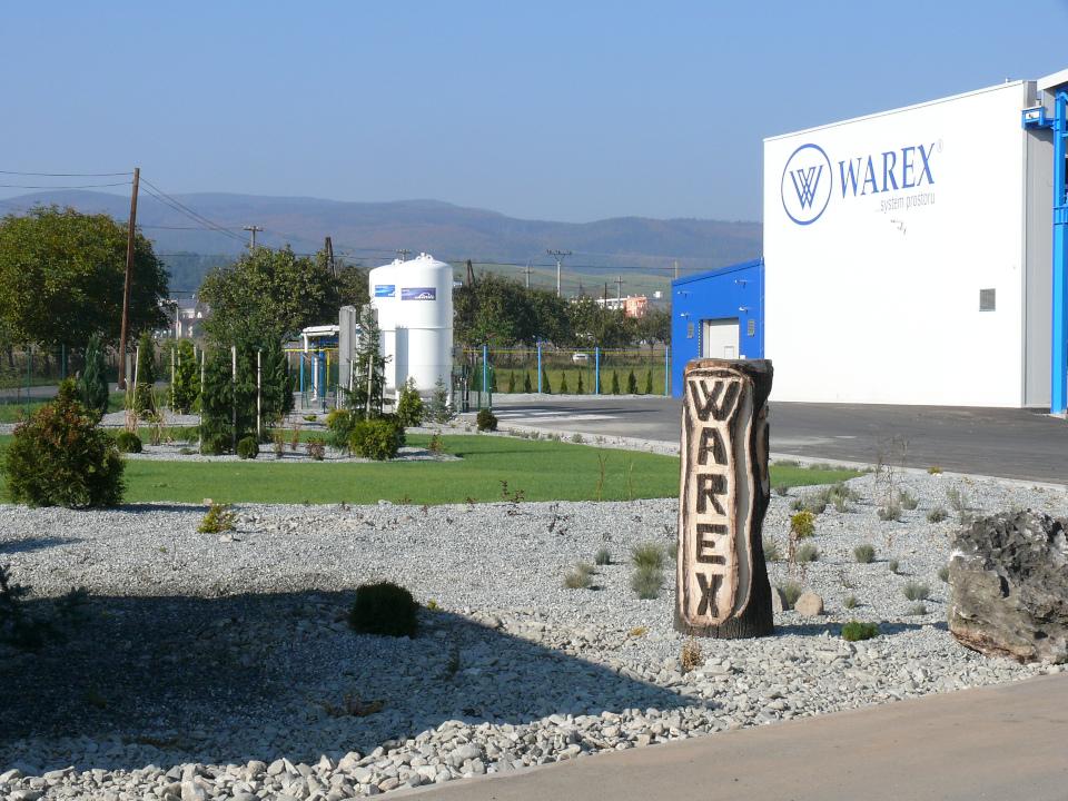 Warex -Ocelové konstrukce