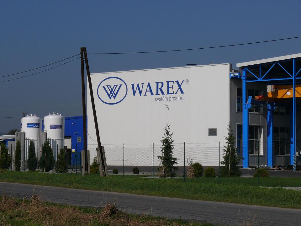 Warex - Ocelové konstrukce