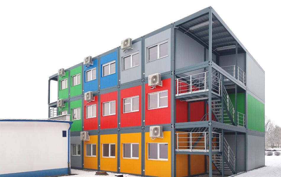 Warex - Pronájem kontejnerů
