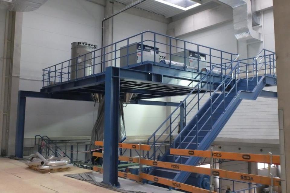 Warex - Ocelové konstrukce - Datwyler