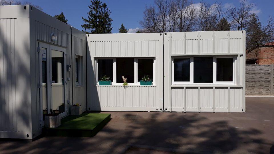 Warex -pronájem obytných kontejnerů