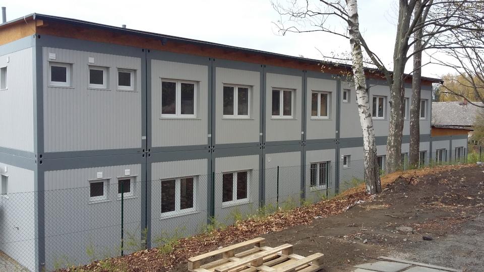 Warex - Modulgebäude