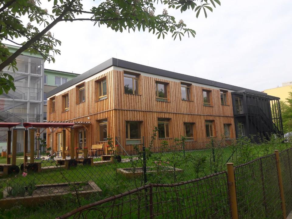 Warex - Modular container construction