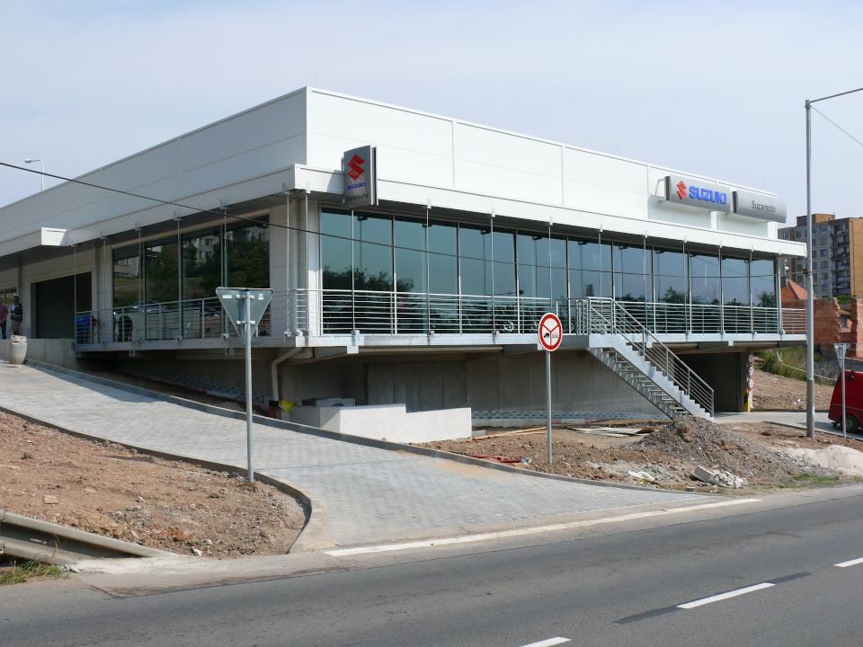 Warex-Stahlkonstruktionen