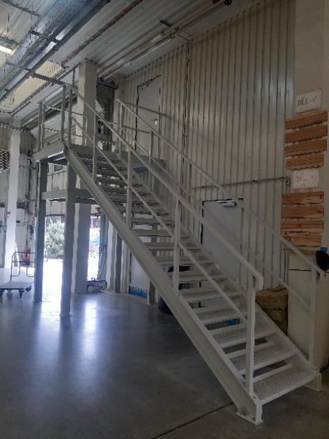 Modular building - Staircase