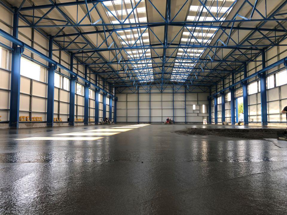 Produktionsanlage Warex